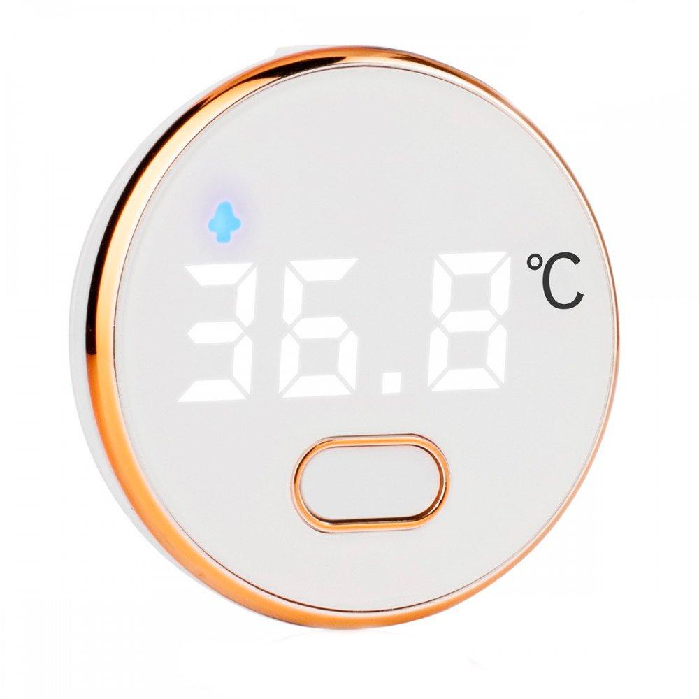Інфрачервоний термометр Mediclin Ultra Compact на LiPo Білий