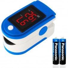 Пульсоксиметр Mediclin LED Синій